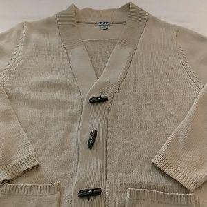 DKNY cardigan sweater